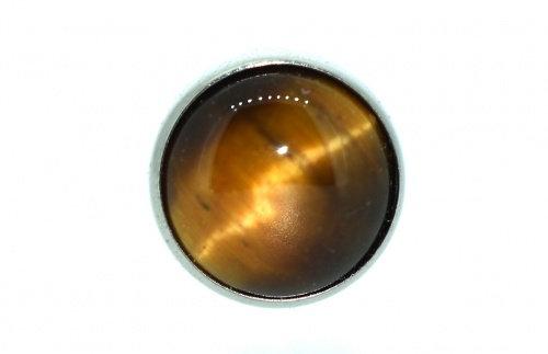 QualiTi - Stone Flat Tigers Eye Attachment