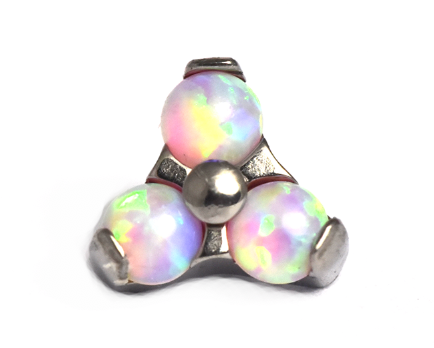 QualiTi - Angel Skin Opal Trio Attachment