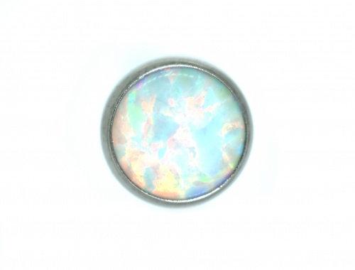 QualiTi - White Opal Flat Attachment