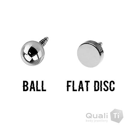 QualiTi - Standard Titanium Attachments