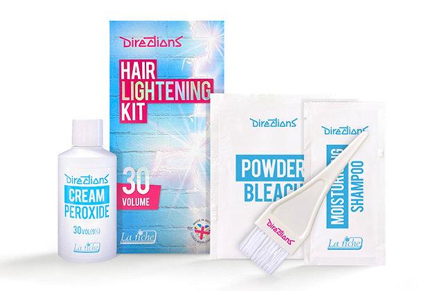 Hair Lightening Kit (30 or 40 Volume)