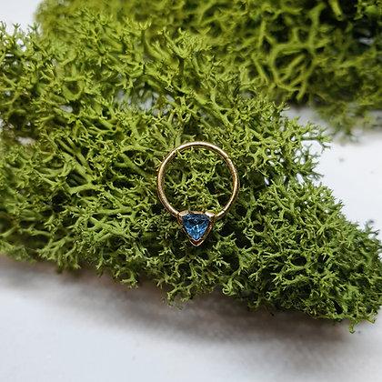 Nature Reborn - Gold Rings