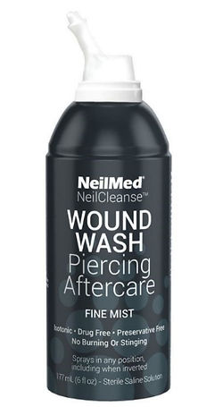 NeilMed Piercing Aftercare - Buy Online - UK Retailer