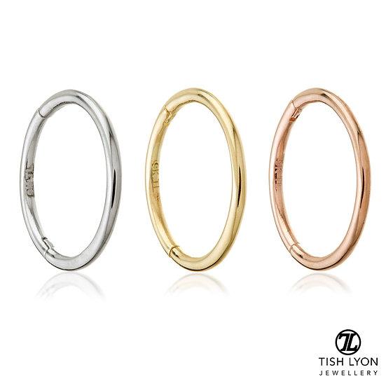 Tish Lyon - 14ct Gold - Hinged Segment Ring