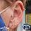Thumbnail: NeoMetal - Threadless Bezel CZ Titanium Attachments