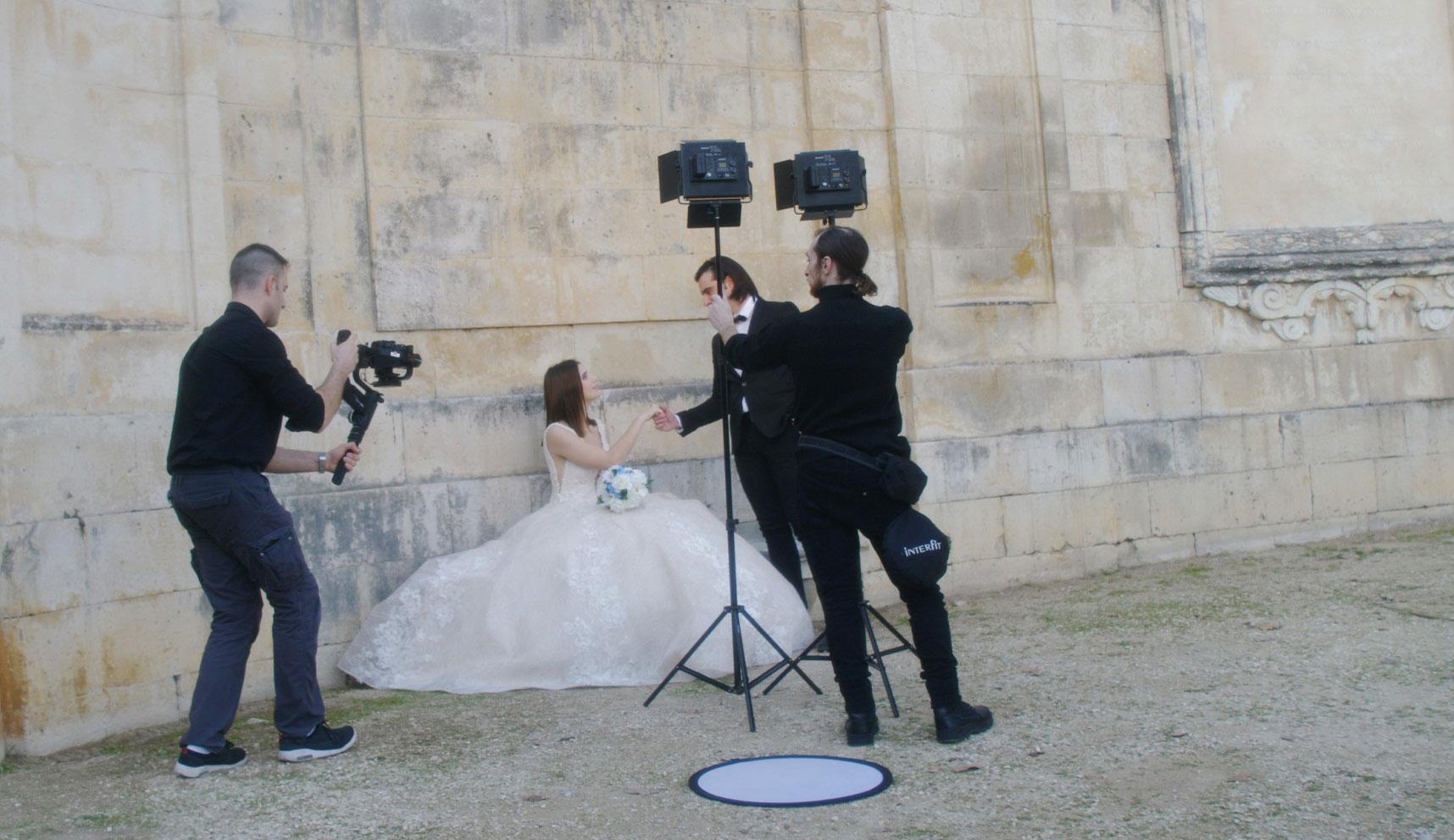 Vidéaste mariage Nîmes Montpellier