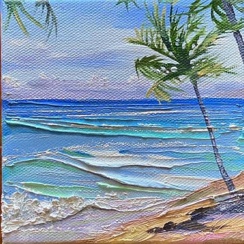 Breezy Beach Day- Maui