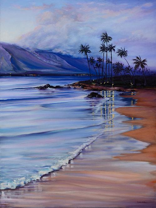 Reflection Keawakapu Beach  - starting from