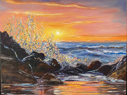 Sunset Splash III