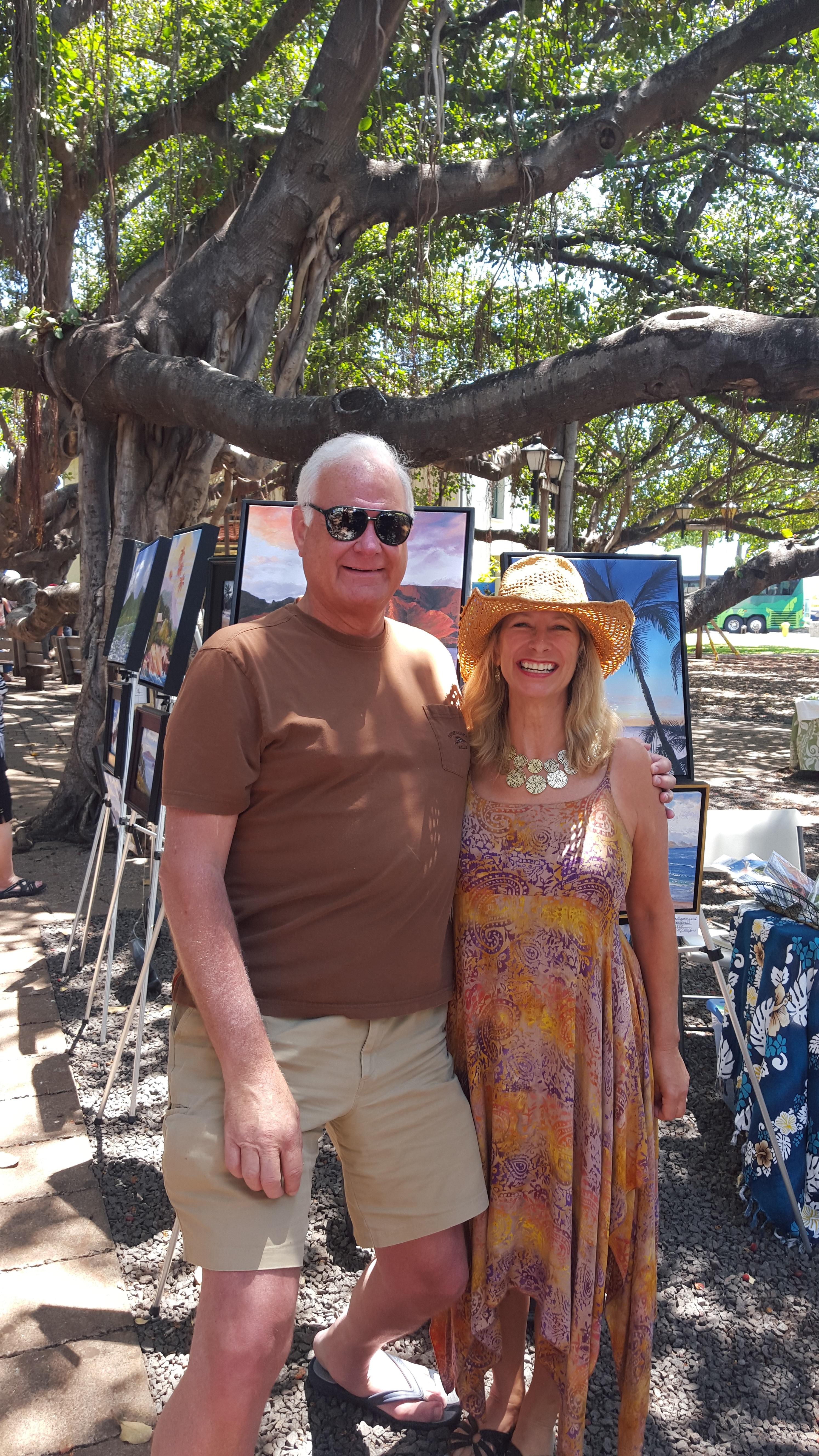 Maui Art with Bob