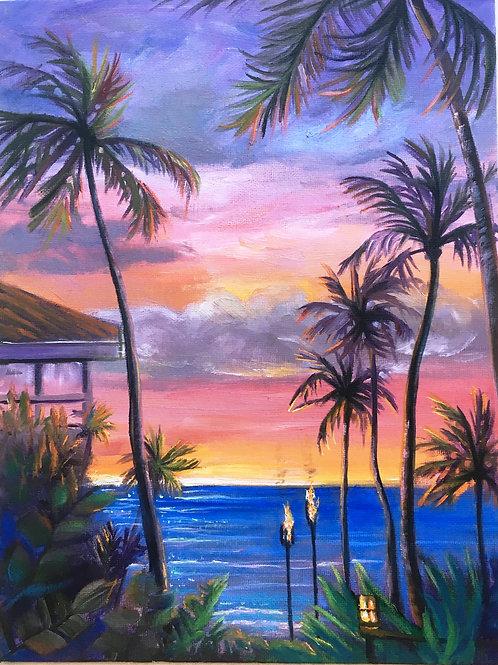 Favorite Sunset- Wailea Beach Resort