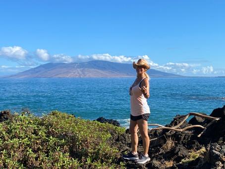 Sunday Beach Walk - Maui Style