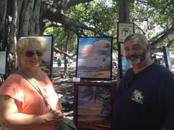 Paolo and Laura-Ulua Beach