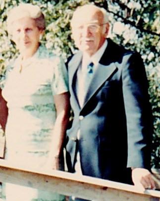 Nicholas Zrolka and Mary Zrolka 1980