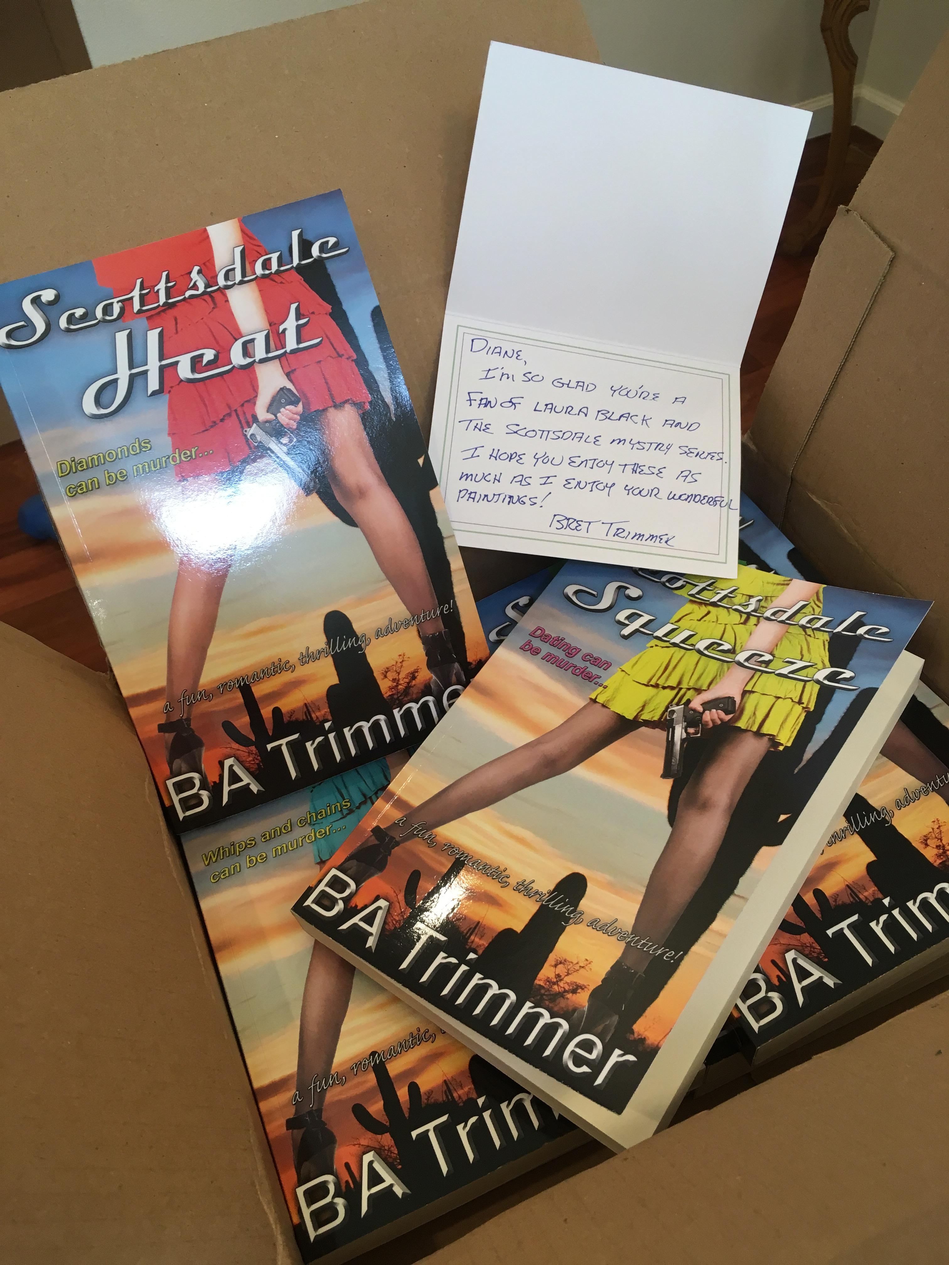 B.A. Trimmer sent me....