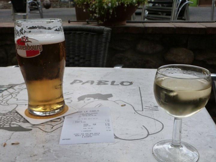 Bar Le Pablo Ceret France