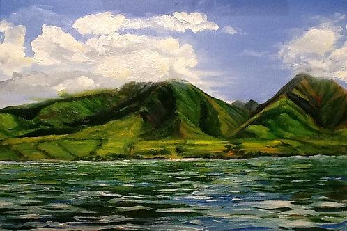 Launiopoko Dreams-West Side Maui
