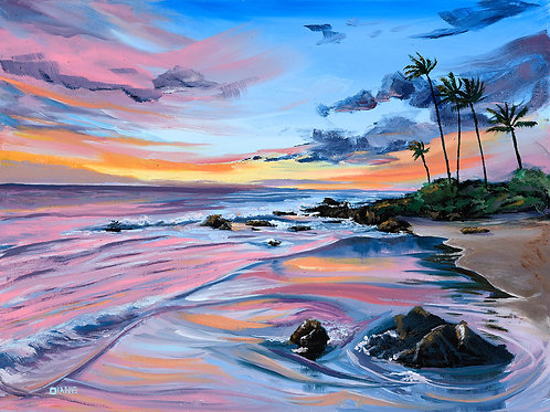 Polo Beach - Wailea Sunset