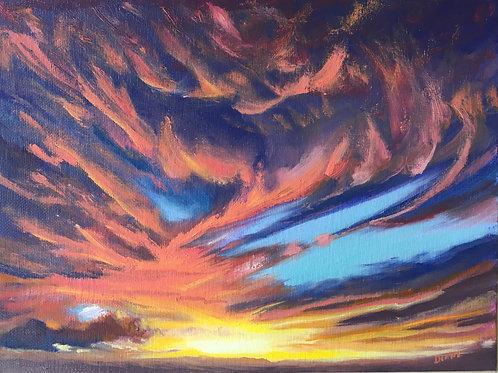 Maui March Sunset