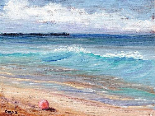 Makena Beach Tranquility- Maui