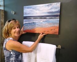 Cynthia picked Dt Fleming Beach