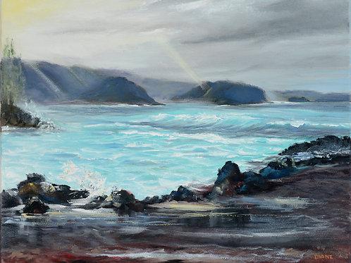 Keanae View- Maui