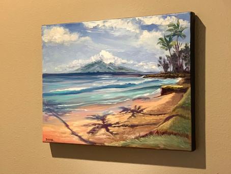 Guest Post by Sarah Schiltz:  Painter of Paradise