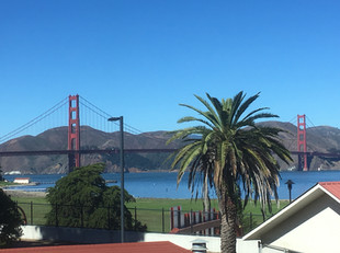 Finally skies clear in San Francisco