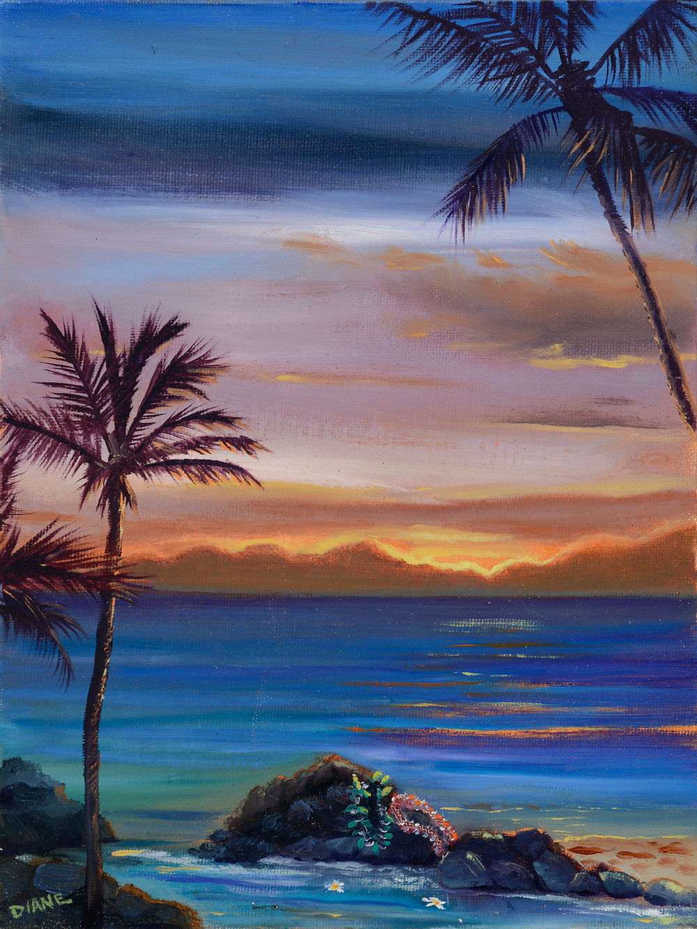 Just Maui'd completed