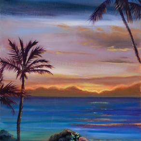 Just Maui'd!
