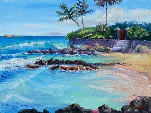 Makena Cove Morning- Maui