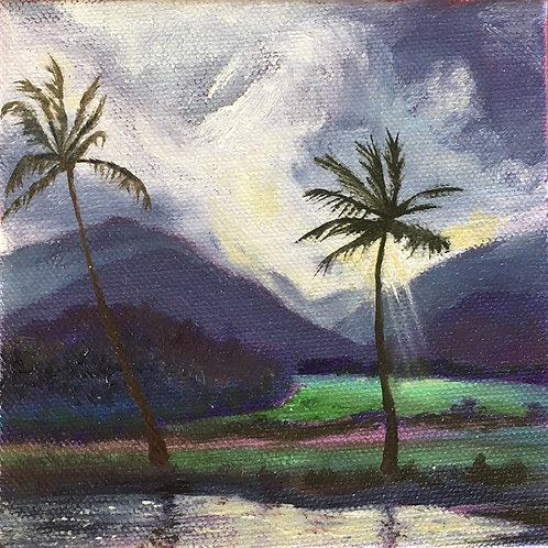 Maui Tropical Plantation View
