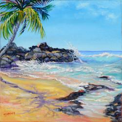Secret Beach II 8x8