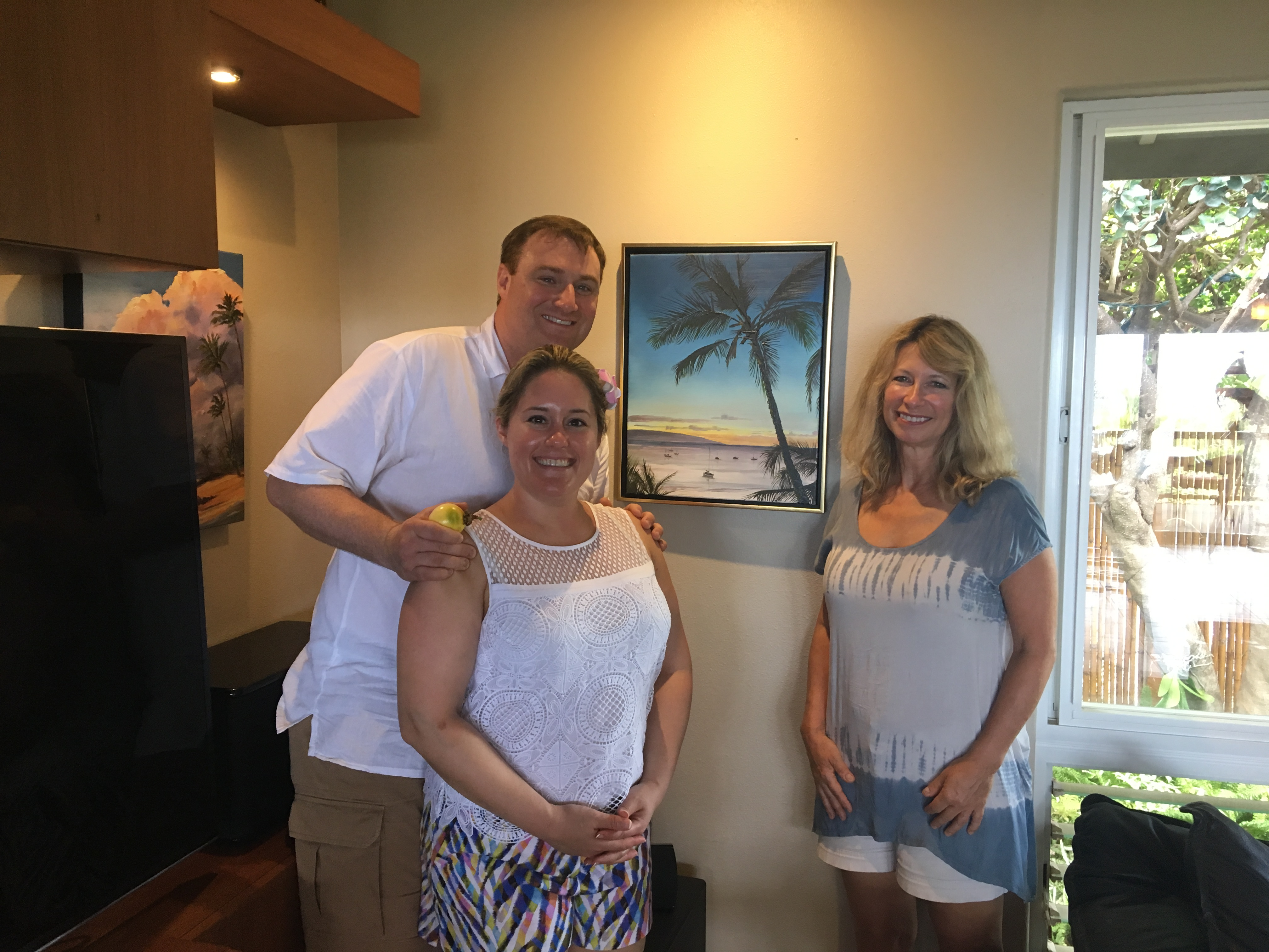 Joe and Lindsey Mayer bought Lahaina Palm 2016
