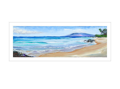 Morning Walk - Keawakapu Beach