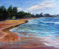DT Fleming Beach Morning-20x24 final