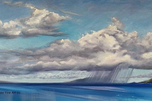 Classic Clouds Over Maui