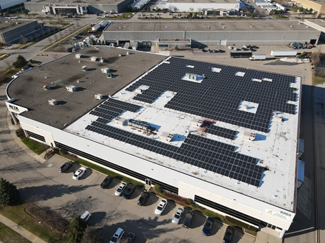 6265 Kenway Drive Mississauga  Size: 480kW AC