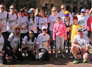 Running for The Soccajoeys Foundation