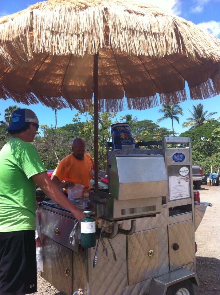 Devin in Maui