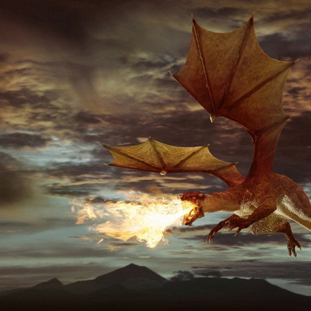 To Understand Our Scary World, Read About Fire-Breathing Dragons
