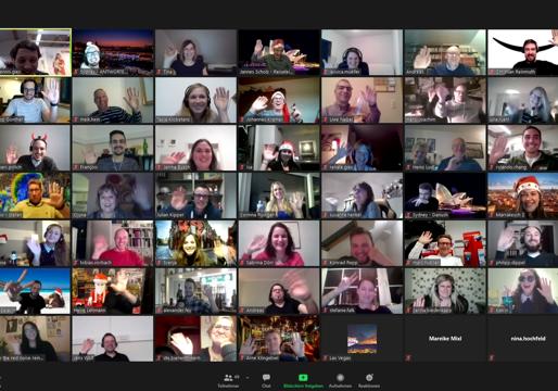 Oh du fröhliche, o du digitale: Toynamics feiert Weihnachten virtuell