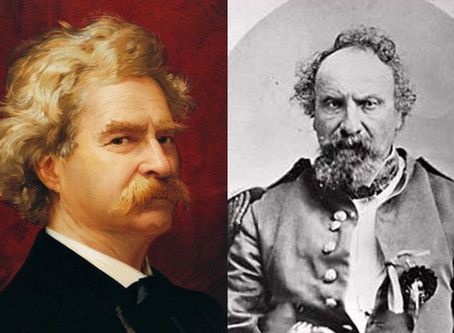 Mark Twain vs. the Emperor of the United States
