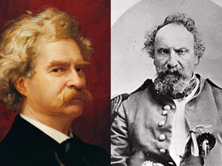 Mark Twain vs. the Emperor of the United States