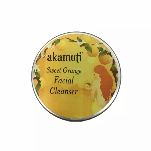 sweet orange natural facial cleaner