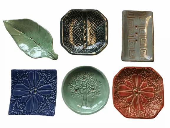 ceramic soap dish collection