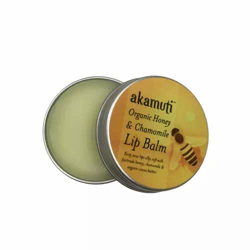 Honey and Chamomile Lip Balm 15ml
