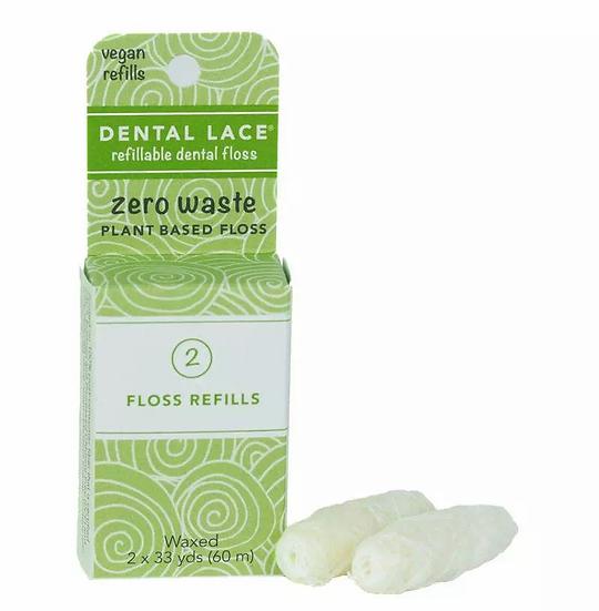 vegan dental lace refill packet