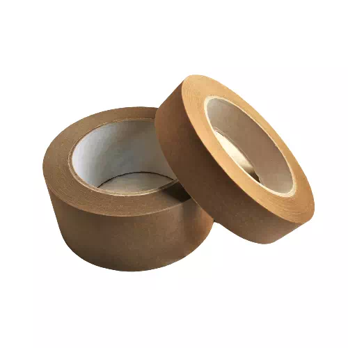 recyclable paper tape in both wide and narrow widths