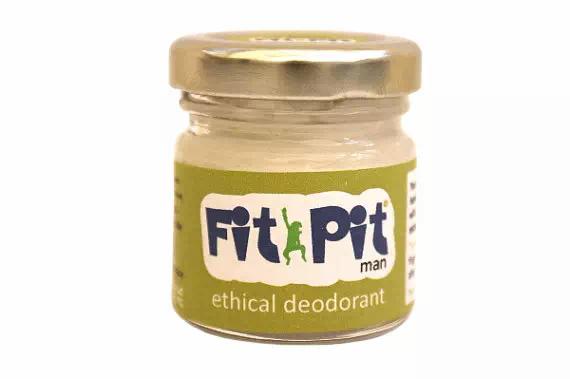 FitPit men's natural plastic-free deodorant 25ml